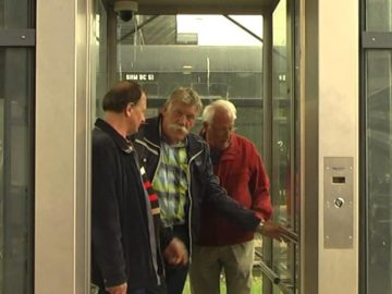 2013 Hoorn: NS station – Lift