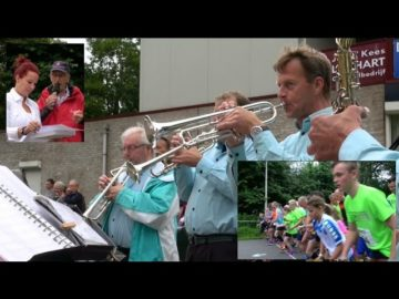 2016  Hoorn: Wijkenloop