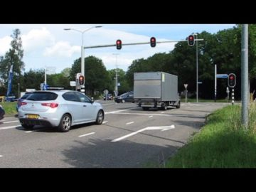 2016 Verkeerslichten in de war | Crazy traffic lights