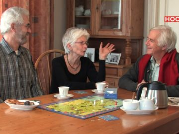 Effe Buurten – Tom en Gerda Wester