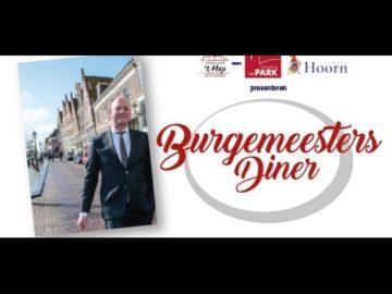 Grande Burgemeesters Diner 2016