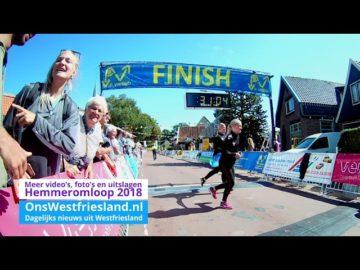 Hemmeromloop 2018 – Doorkomst en Finish 10km [compleet]