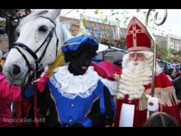 Sinterklaas intocht  in Hoorn 17 november 2018