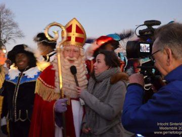Sinterklaas intocht Medemblik 2018