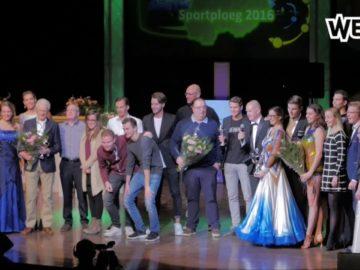 Sporters geëerd tijdens Westfries Sportgala