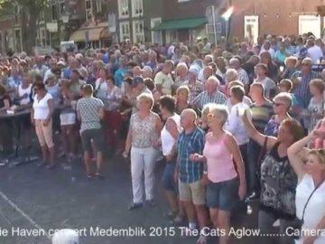 The Cats Aglow Haven concert Medemblik 2015 compilatie