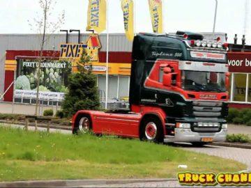 Uittocht Truckfestival West-Friesland Medemblik HD