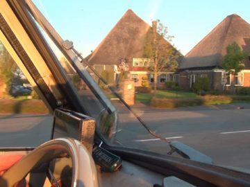 Wervershoof Onderdijk Medemblik Holland Netherland 30.4.2017