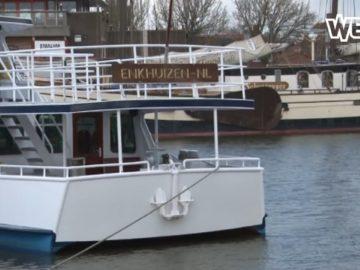 Wordt de haven van Enkhuizen gedempt?
